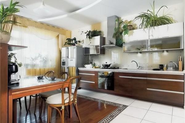 Линолеум для кухни — какой выбрать? фото примеры готовых решений.