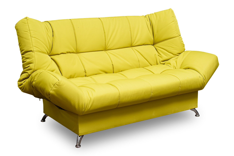 Современный практичный диван клик-кляк - фото примеров