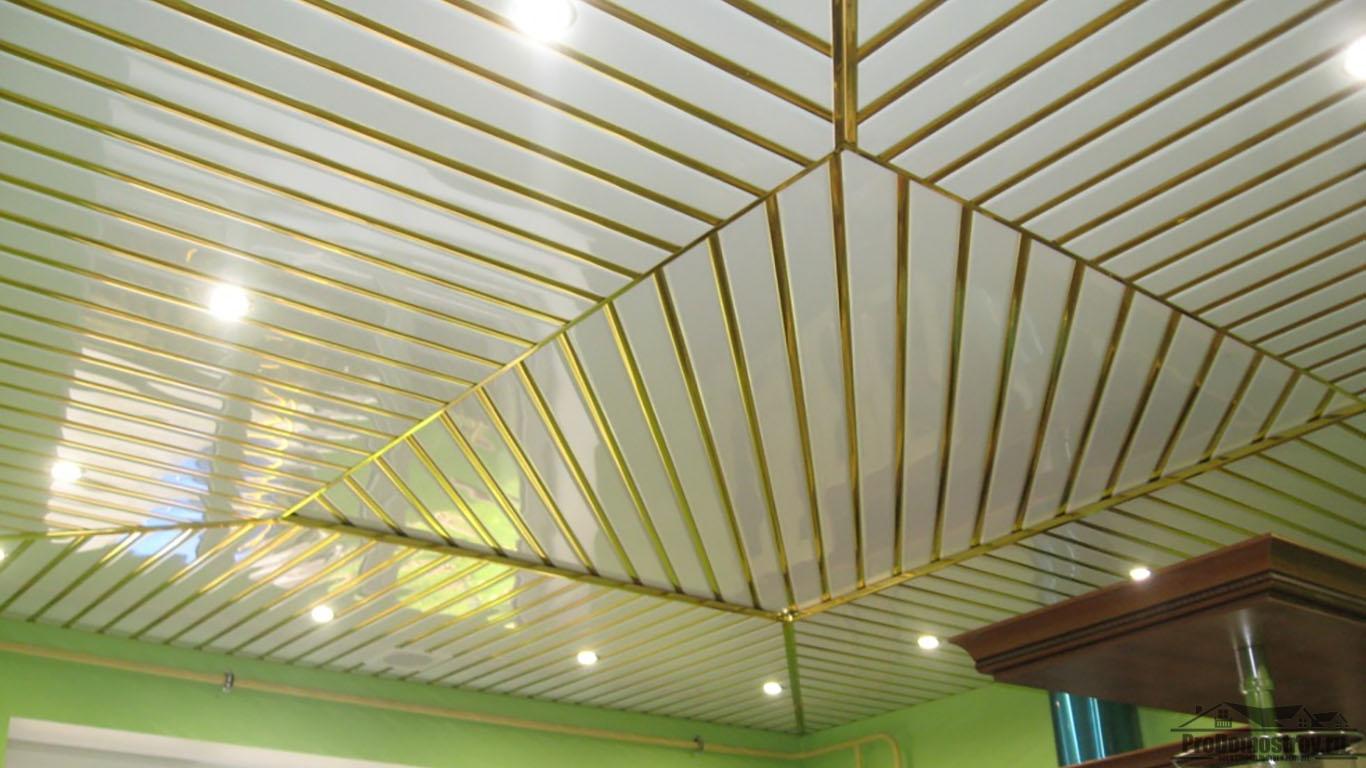 Как устроен деревянный реечный потолок – конструкция, преимущества и недостатки