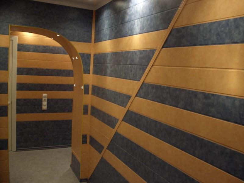 панели в прихожую на стену