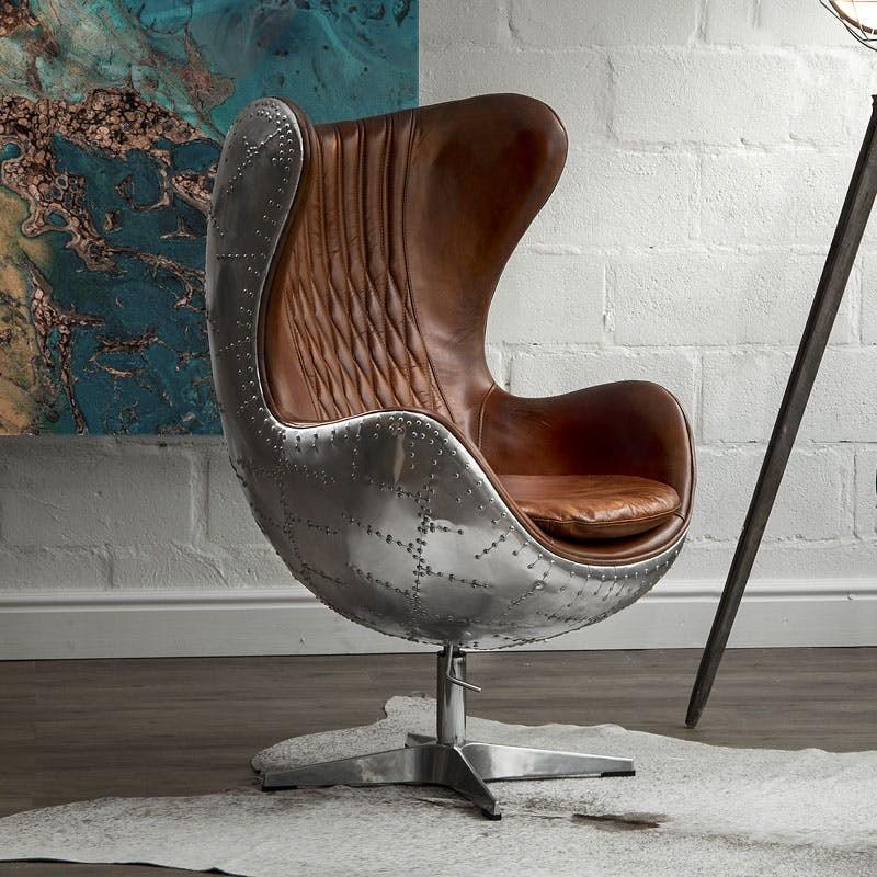 Кресло яйцо egg chair купить выгодно с доставкой по цене 74 950 руб. – loft concept
