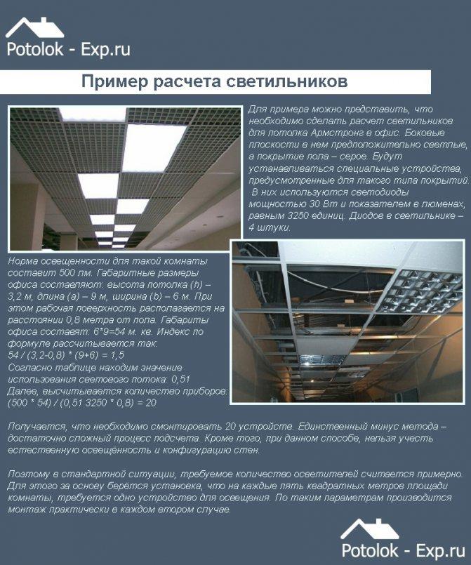 реечный потолок армстронг