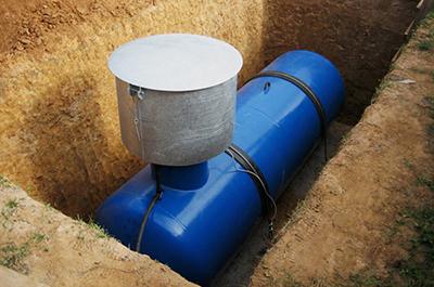Газовое отопление частного загородного дома: баллонами и природным газом