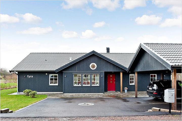 Дом с зеленой крышей (20 фото): разрушение 6 мифов