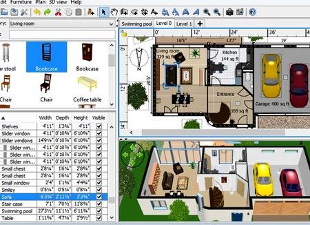 план квартиры чертеж