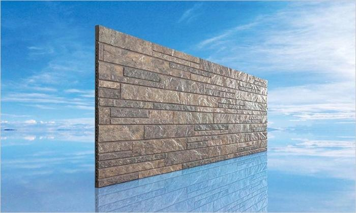 Фиброцементные фасадные панели: характеристики, размеры