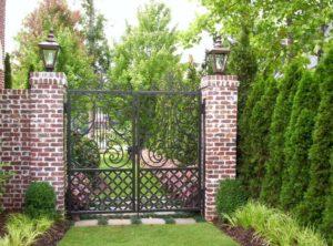 Топ 200 идей — деревянный забор для частного дома - modernplace