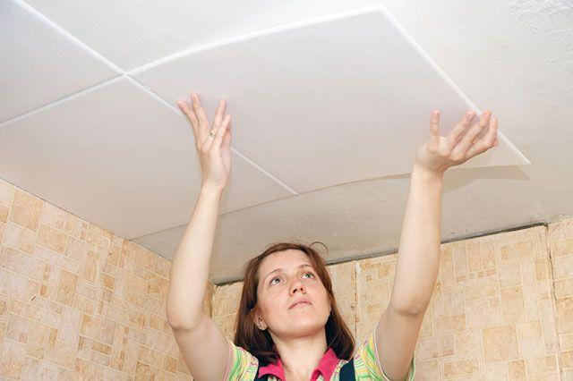 Стандартная высота потолков