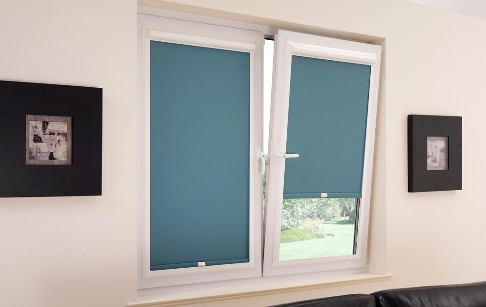 Римские шторы на пластиковые окна, как крепить? (10 фото)