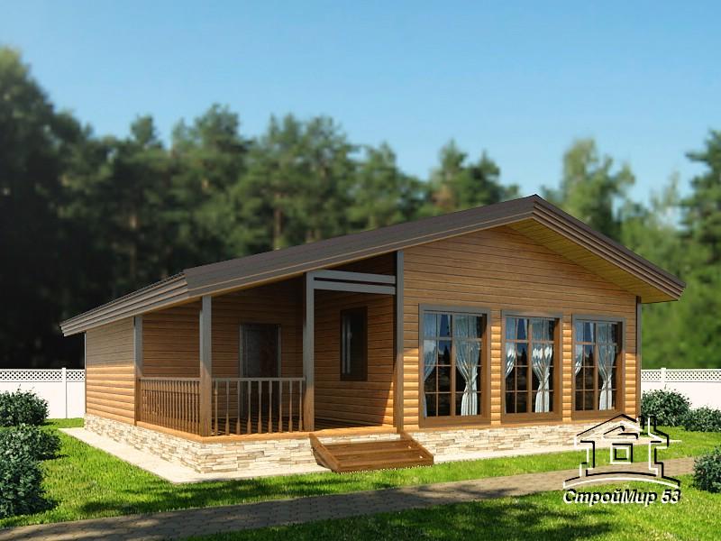 Как построить деревянный дом: правила выбора и особенности монтажа своими руками