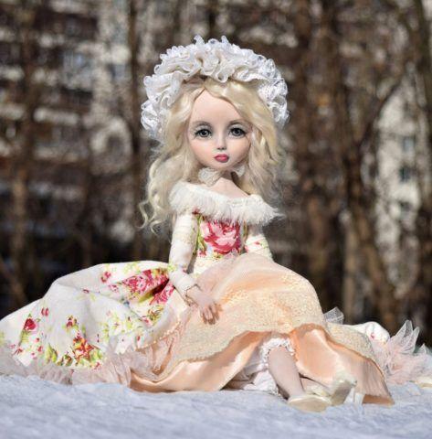 Интерьерная кукла: описание, фото и видео мастер-классы, выкройки