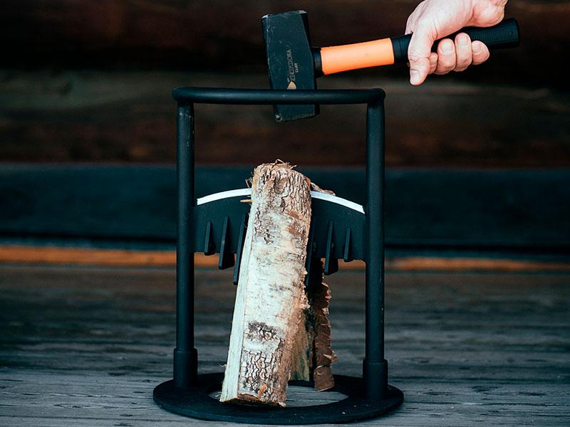 Какой колун выбрать для колки дров | виды колунов для колки дров