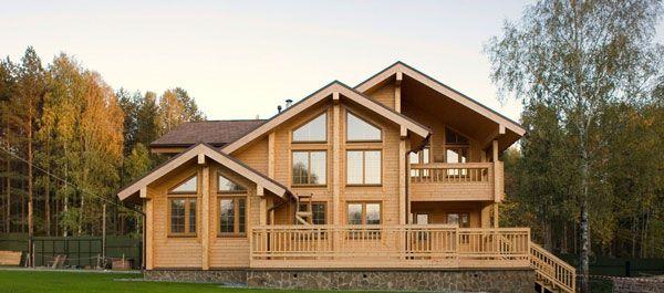 Дизайн интерьера клееный брус. интерьеры домов из клееного бруса