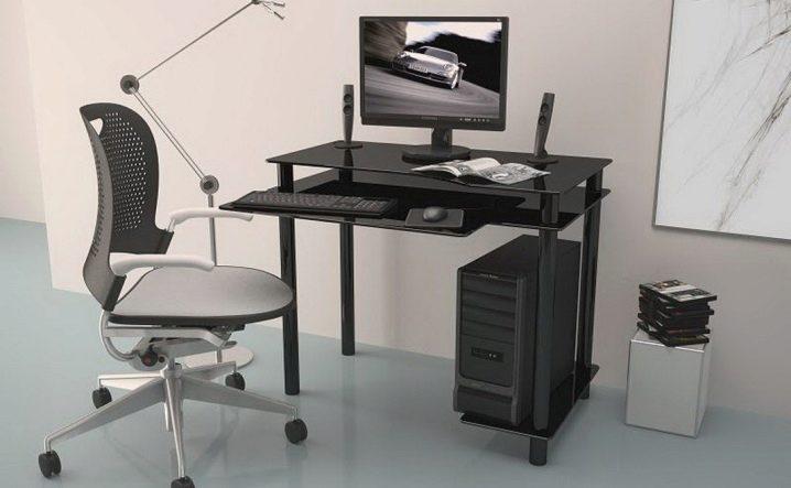 Компьютерный стол в интерьере: лучшие идеи и самые модные модели оригинальных компьютерных столов (140 фото)