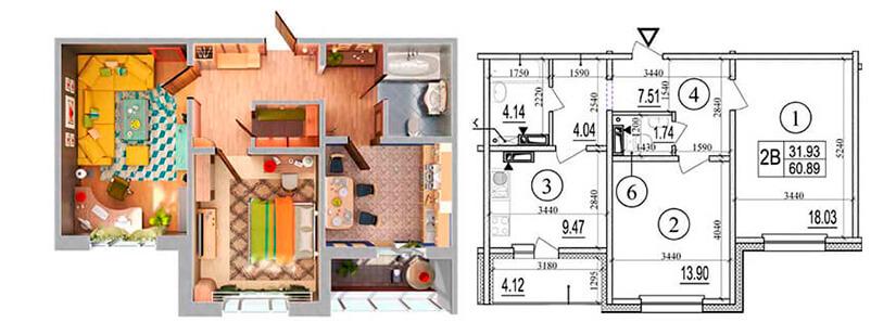 Прачечная в доме (35 фото): планировка в квартире и в частном коттедже, дизайн хозяйственной комнаты в подвале, мини-вариант для одноэтажного жилища