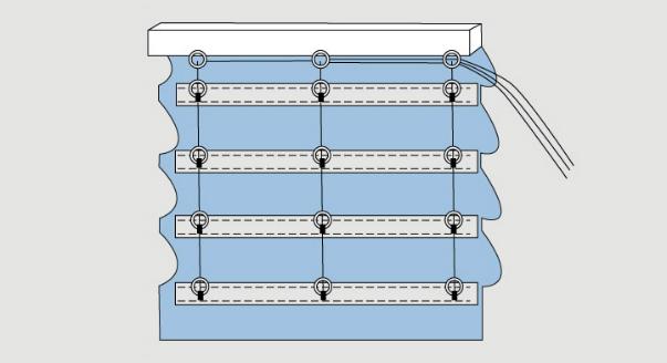 Римские шторы своими руками: пошаговая инструкция с фото