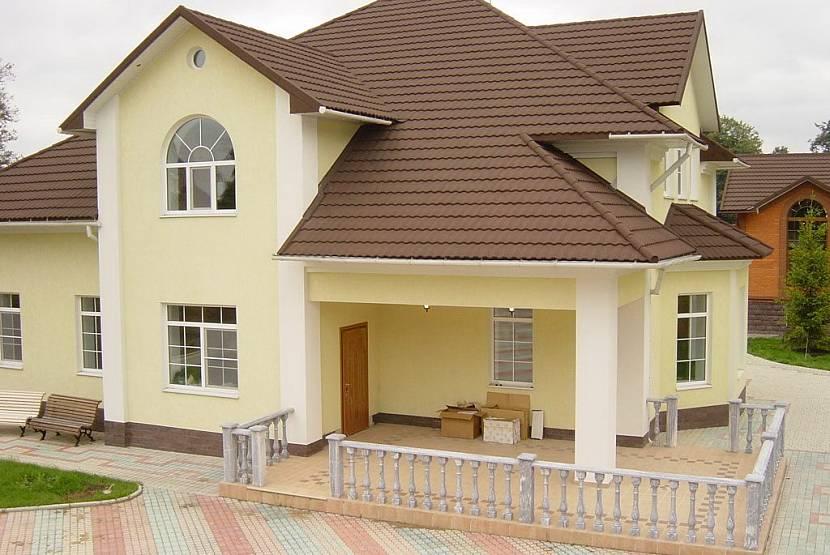 сколько стоит сделать крышу на дом