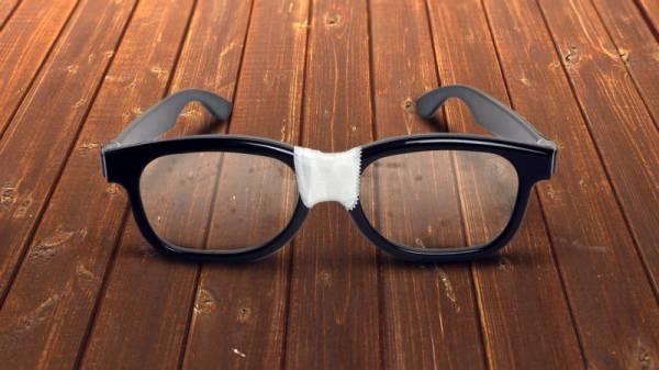 как починить очки если сломалась дужка
