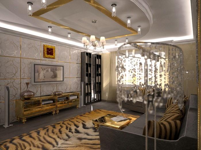 Арт деко стиль интерьера - особенности и лучшие идеи дизайна