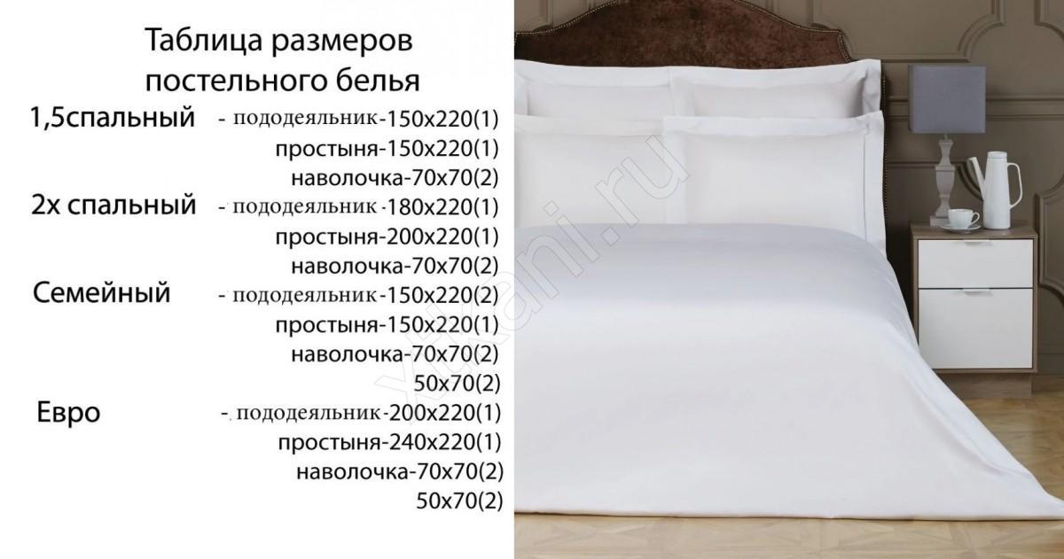 размер детского одеяла в кроватку