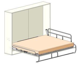шкаф кровать трансформер икеа цена