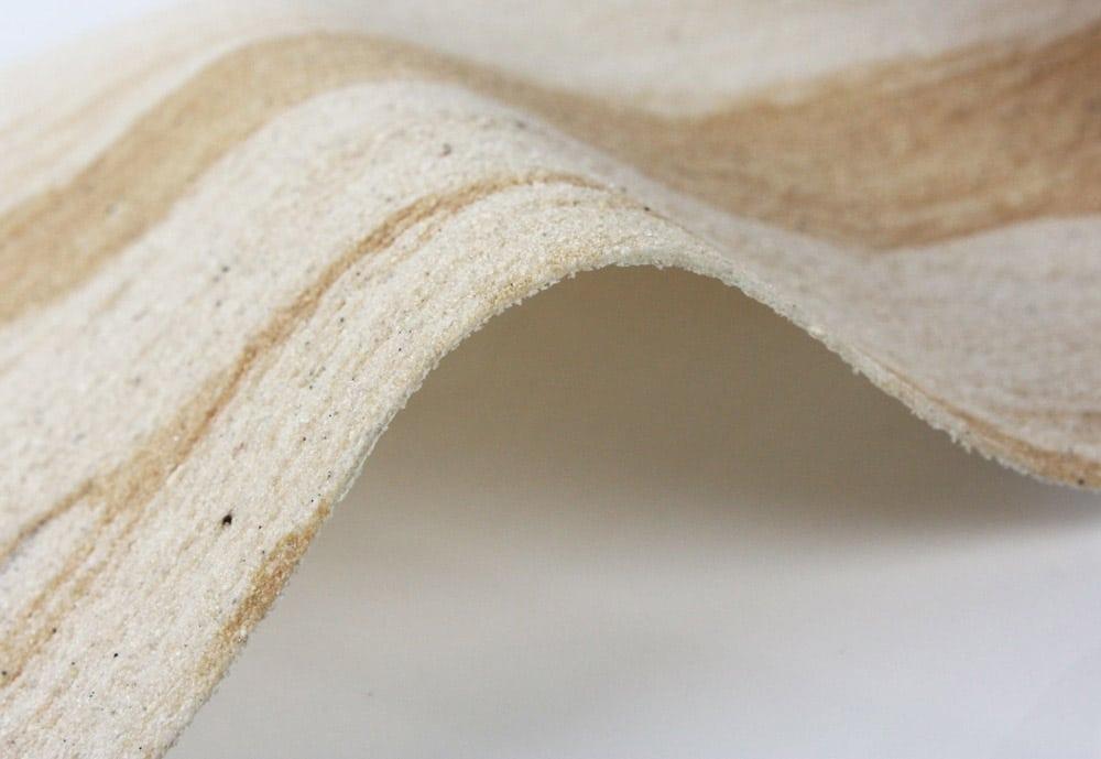 Гибкий камень. материал для внутренней и внешней отделки