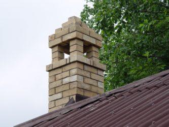 Дымоход из кирпича: конструктивные исполнения, элементы, требования к материалам