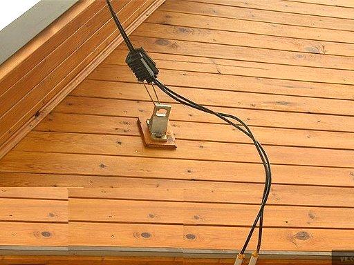 Проводка в бане - схема, как сделать своими руками? монтаж и правильная прокладка кабеля