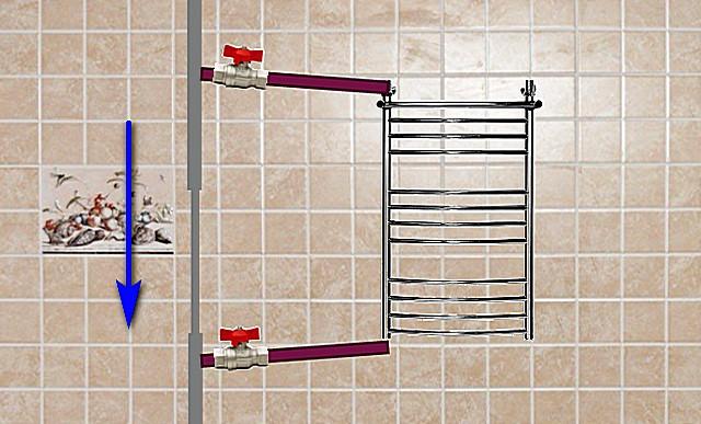Полотенцесушитель не греет нет циркуляции: почему в ванной не работает, что делать если холодный¸ как запустить