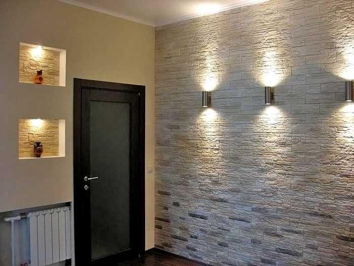Выбираем цвет стен для оформления прихожей +50 фото интерьера