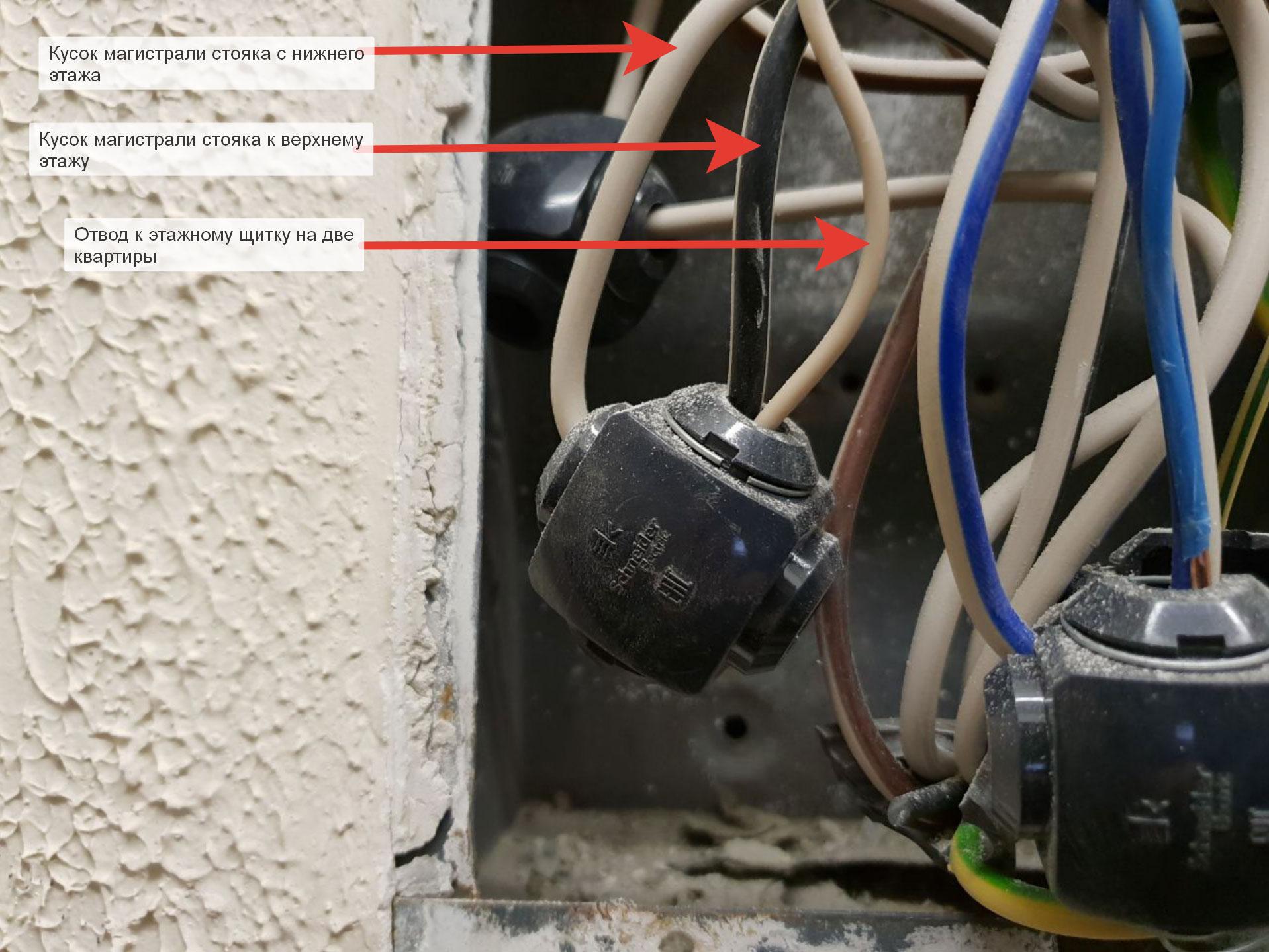 Как выполнить монтаж сип кабеля от столба к дому