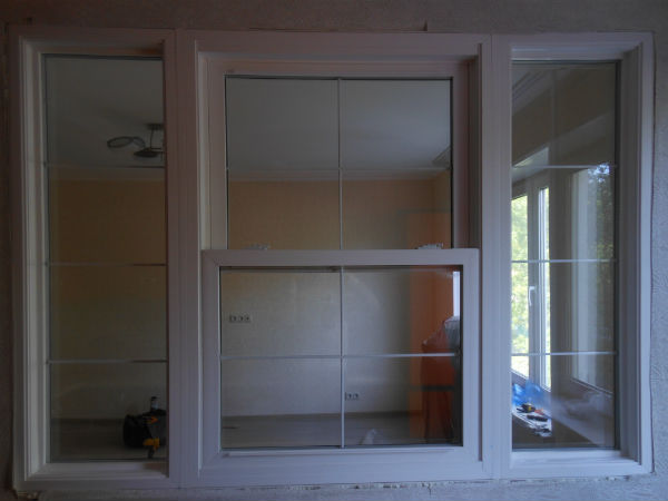 Купить американские окна-слайдер - вертикальные окна по низкой цене в москве