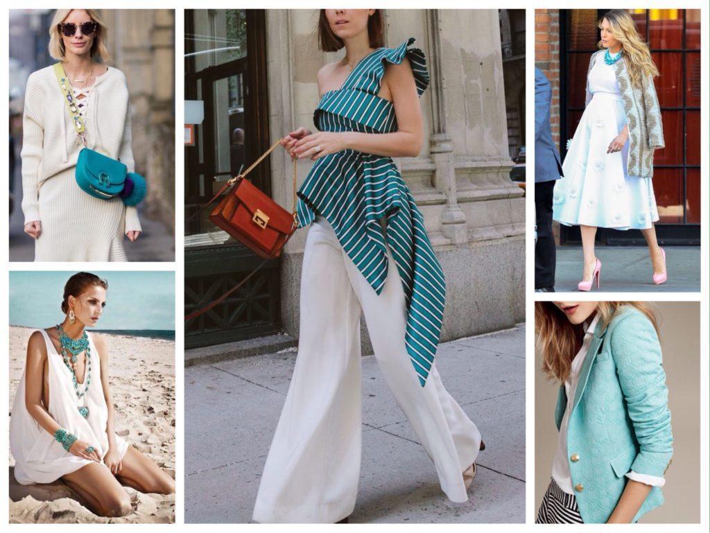 Зеленый цвет в одежде — самые выгодные сочетания - секреты стиля - медиаплатформа миртесен