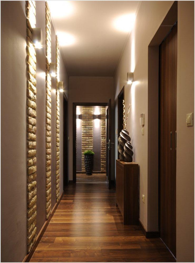 освещение в прихожей фото какие светильники выбрать