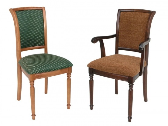 Как обшить стулья тканью: своими руками (фото)