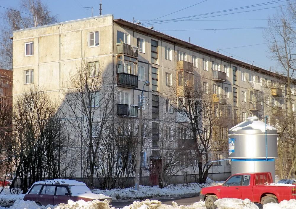 дом пятиэтажный