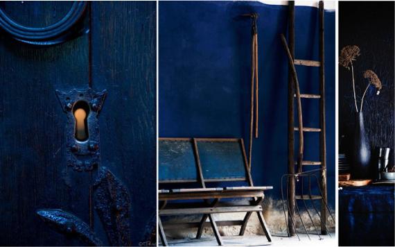 синий индиго цвет