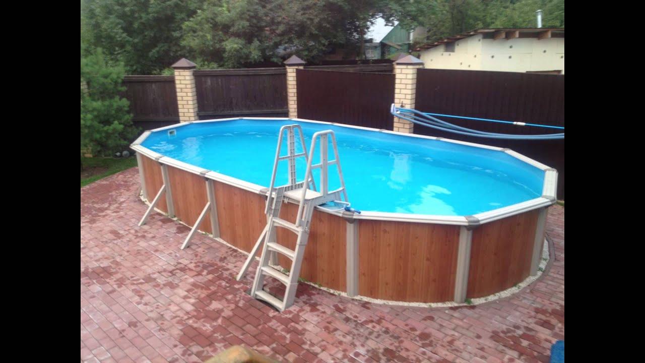 Бассейн: разновидности бассейнов для дачного участка, их сравнение и особенности, фотогалерея