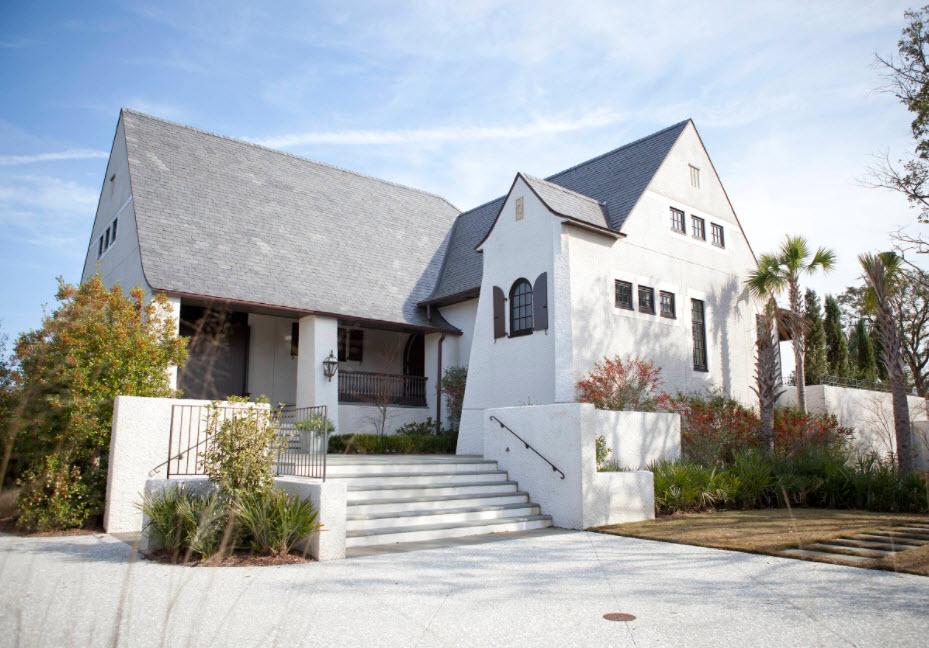 Планы двухэтажных домов: примеры удачных проектов