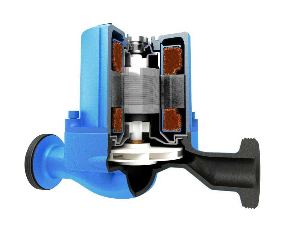 Циркуляционный насос принцип работы в системе отопления, характеристики и критерии выбора