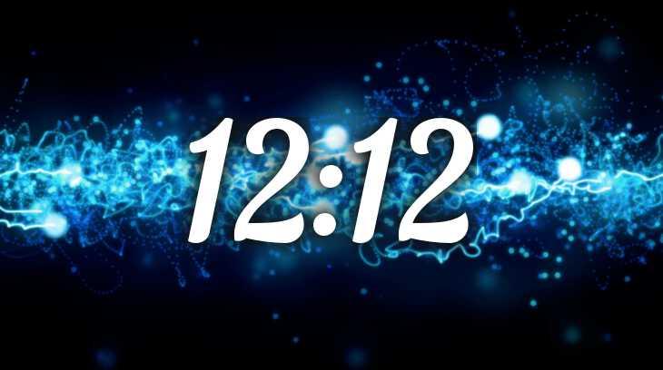 12 12 на часах - значение (ангельская нумерология)   одинаковое время - послание ангелов