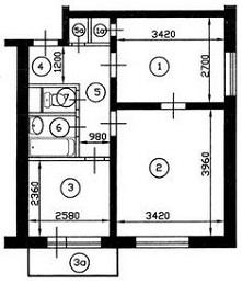 Дома серии ii-18