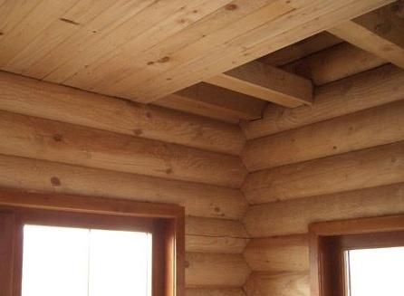 шаг балок деревянного перекрытия