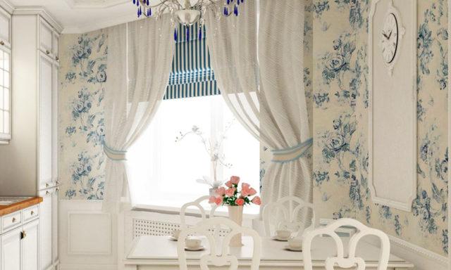 Как выбрать шторы на кухню: 10 видов, как подобрать под интерьер, какие лучше цвета, фото различных вариантов, классические, японские, французские и другие