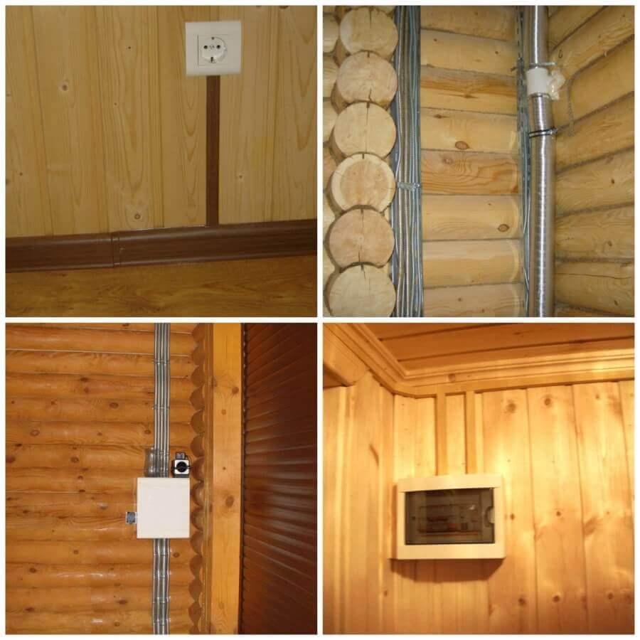 Термостойкий провод для сауны и бани в оболочке из кремнийорганической резины или асбеста