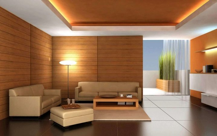 дизайн потолков в квартире