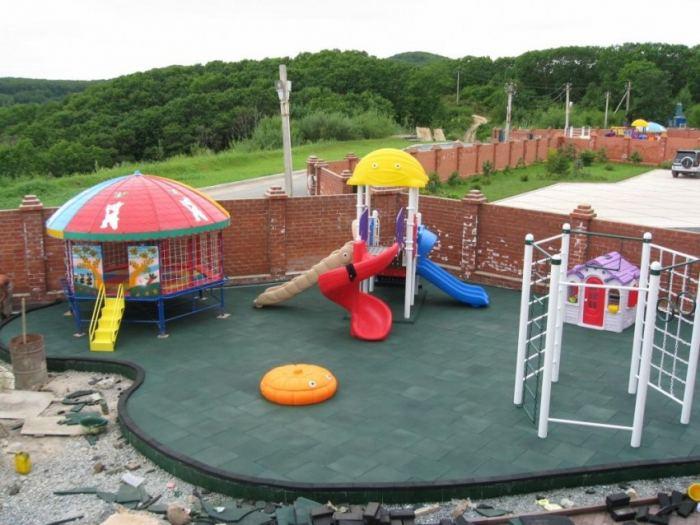 Детские площадки для дачи — как своими руками создать безопасный уголок для детей