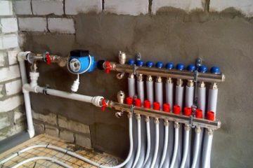 Настройка и регулировка водяного теплого пола – инструкция как сделать правильно