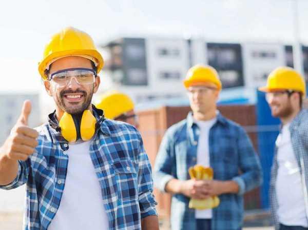 Заказы на строительные работы от частных лиц напрямую