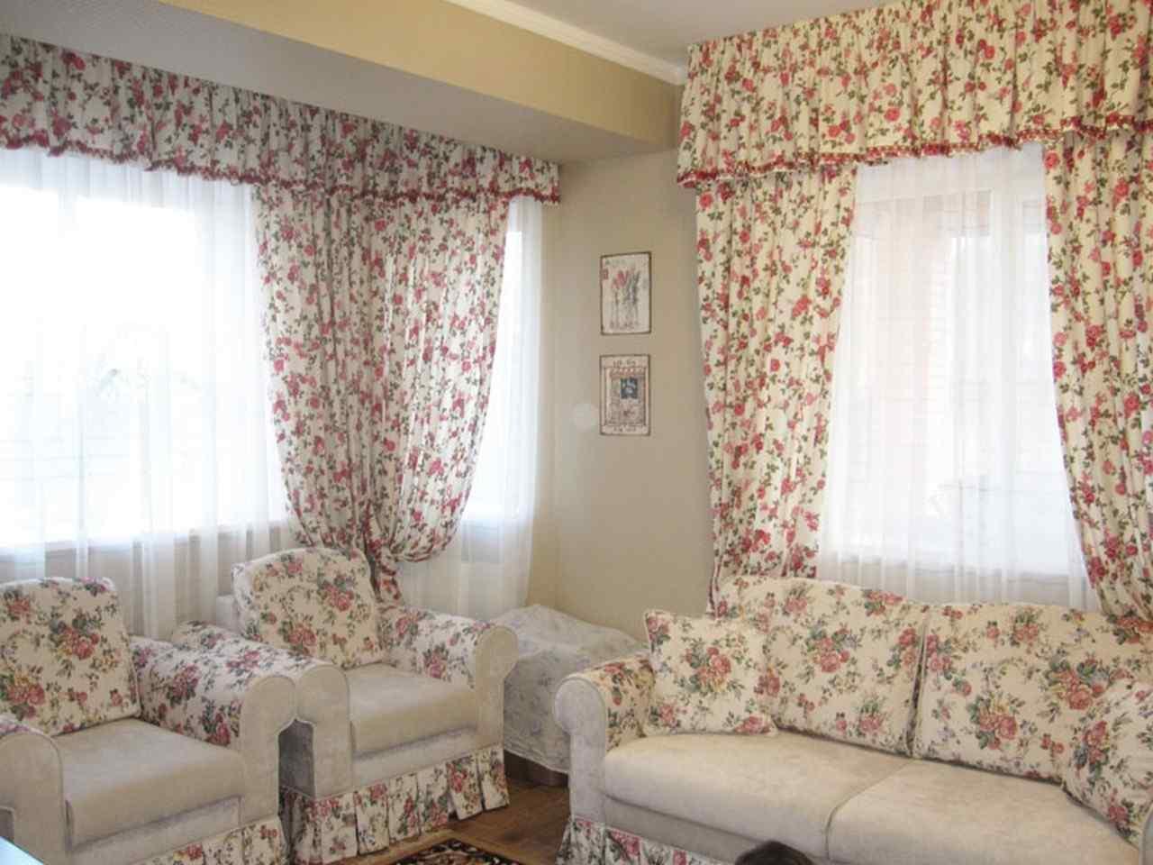 Особенности французского прованса для гостиной